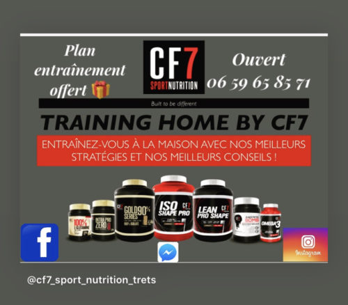 HOME TRAINING CF7 TRETS