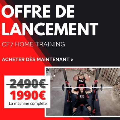 HOME TRAINING MACHINE CF7